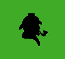 Sherlock Silhouette by artbycheyenne