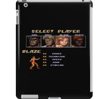 Streets of Rage 2 – Select Blaze iPad Case/Skin