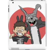 Donnie And Frank #2 iPad Case/Skin