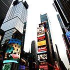 Time Square by Joe Mckay