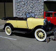 1928 Phaeton by Gregory Ewanowich