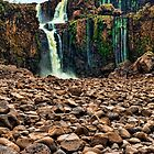 Iguazu Falls - Across the Rocks by photograham