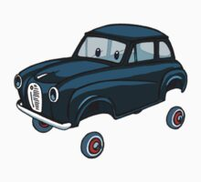 Austin A30 by johnkratovil