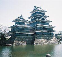 Matsumoto Castle by satsumagirl