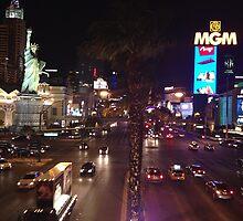 Vegas Strip by cgraham13