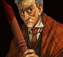 Peter Vincent, Vampire Killer by groovy-bastard