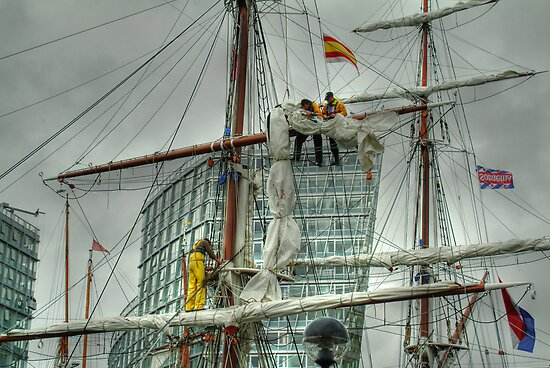 Tall Ships' Race: Liverpool 2008 -4 by PhotogeniquE IPA