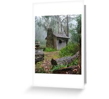 keppel hut Greeting Card
