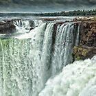 Iguazu Falls - Over the Edge  by photograham