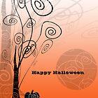 Happy Halloween by EggsandScissors