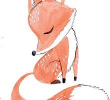 Sweet Fox by mustashleigh