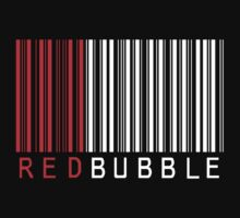 Red Bubble Bar Code 2... by Jess Fleming