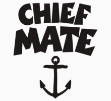 Chief Mate Anchor Kids Clothes