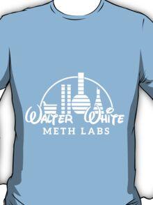 Walter White Meth Labs T-Shirt