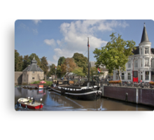 .... I love Holland .... Canvas Print