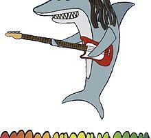 Reggae Shark is real by superbae
