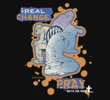 Real Change by Chris Heidt