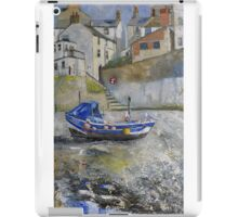Early Morning, Staithes iPad Case/Skin