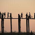 Burmese Days by Denzil