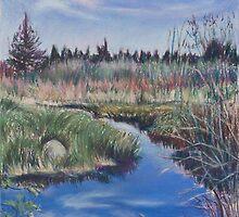 Still Water Runs Deep by Carolyn Bishop
