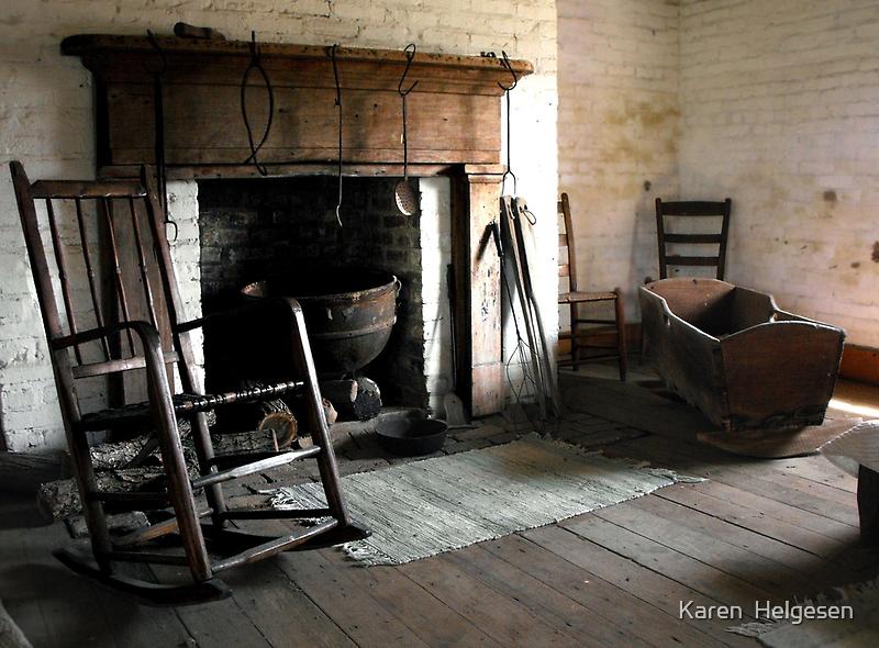 Slavery at The Carnton Plantation by Karen  Helgesen