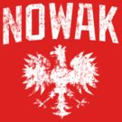 Nowak Polish Heritage t shirt by PolishArt