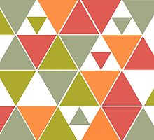 Triangles 1.0 by Francesca  Fearnley