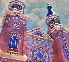 St. Mary's Catholic Church by morningdance