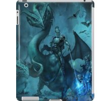 Dark knight iPad Case/Skin