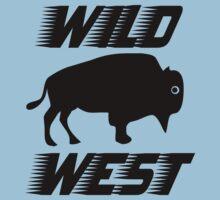 Wild West Buffalo by Ryan Houston