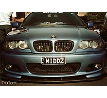 E46 BMW 330CI Photographic Print