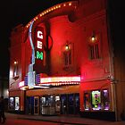 The Jazzy Gem Theater in Kansas City by Catherine Sherman
