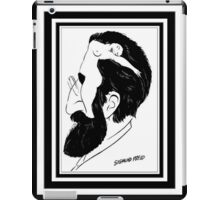 What's On A Man's Mind iPad Case/Skin