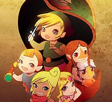 Wind Waker by marishop