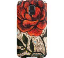 Give Her A Rose Samsung Galaxy Case/Skin
