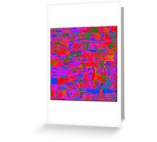 1098 Abstract Thought Greeting Card