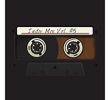 Cassette Tape Mix Classic Photographic Print