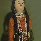 Indian Doll by Kenneth Hoffman