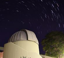 Mt Coot-Tha Planetarium, Brisbane. by David James