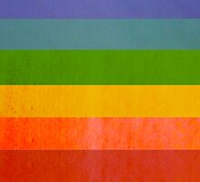 Rainbow Calendar by TalBright