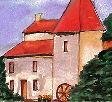 Le Chateau by saleire