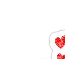 dolls in love Sticker