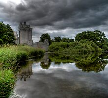Castle at Skene by mrsmjones