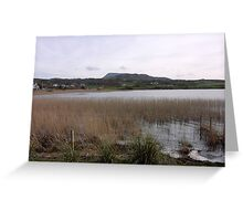 Dunfanaghy Donegal Greeting Card