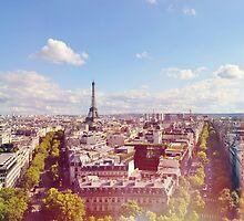 Paris by egbphoto