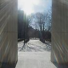 New York City - A view from Grant's Tomb by Will Edwards