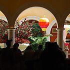 Las Vegas - Beliagio Lobby by Will Edwards