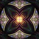 Ornal Mandala 3 by Thanya