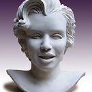 Marilyn by Arie van der Wijst
