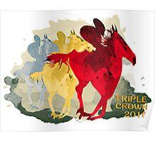 Triple Crown 2015 Poster